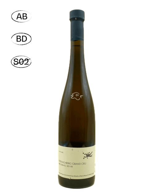 Domaine Julien Meyer -  Muenchberg Grand Cru 2018 - Avintures