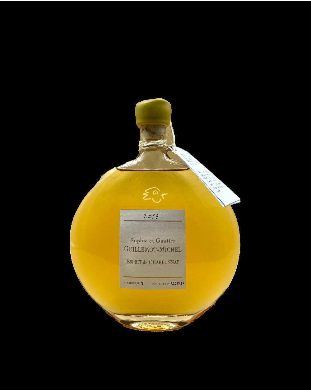 Domaine Guillemot-Michel - Marc de Bourgogne 2015 - Avintures