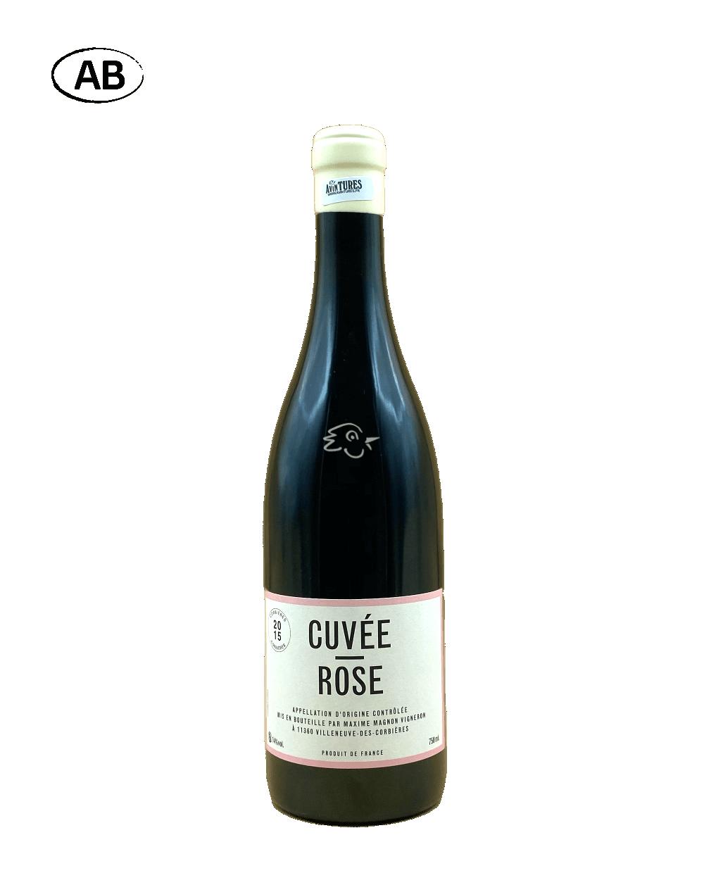 Domaine Maxime Magnon - Cuvée Rose 2015 - Avintures