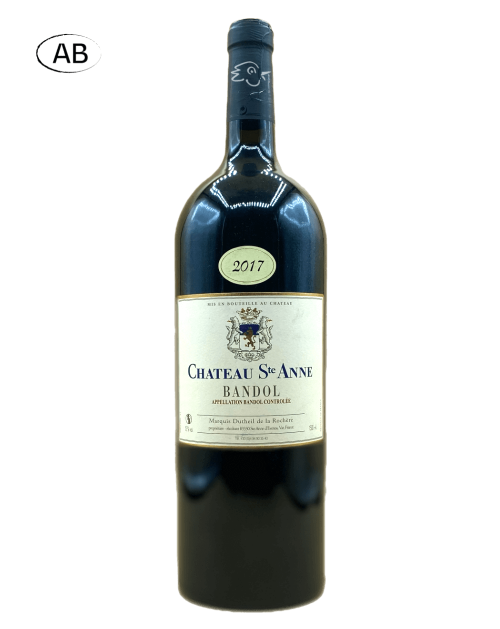 Château Sainte-Anne - Bandol Rouge 2017 Magnum - Avintures