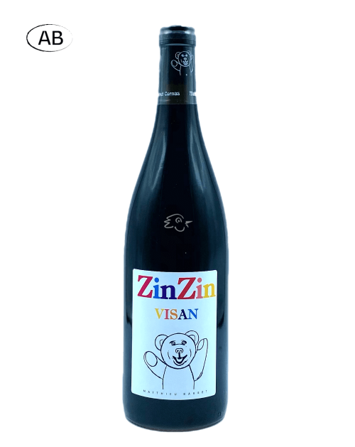 Domaine du Coulet - Matthieu Barret - ZinZin 2018 - Avintures