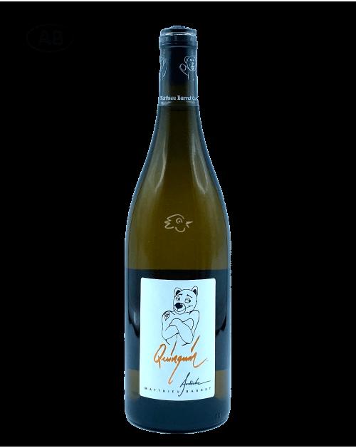 Domaine du Coulet - Matthieu Barret - QuinQuin Blanc 2019 - Avintures
