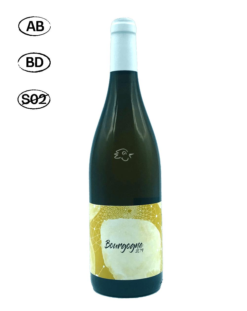 Domaine Didon - Bourgogne Blanc 2019 - Avintures