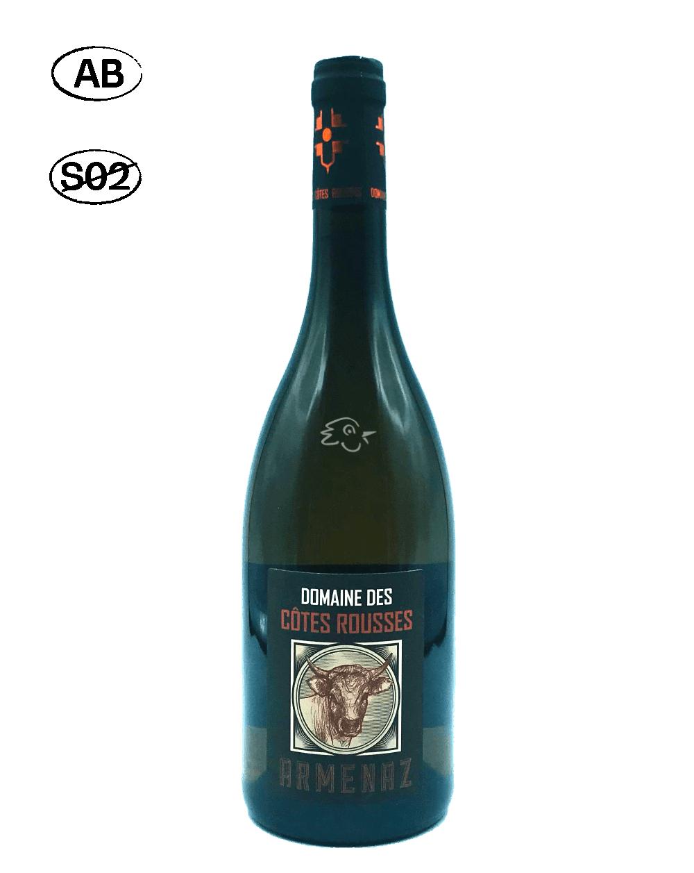 Domaine des Côtes Rousses - Armenaz 2019 - Avintures