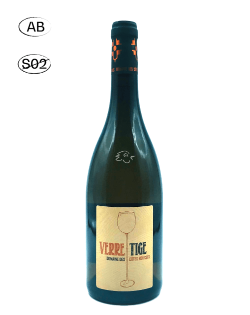 Domaine des Côtes Rousses - Verre-Tige 2018 - Avintures