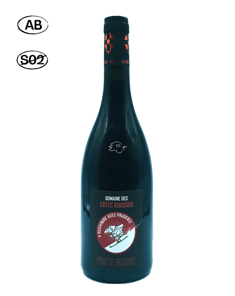Domaine des Côtes Rousses - Piste Rouge 2019 - Avintures