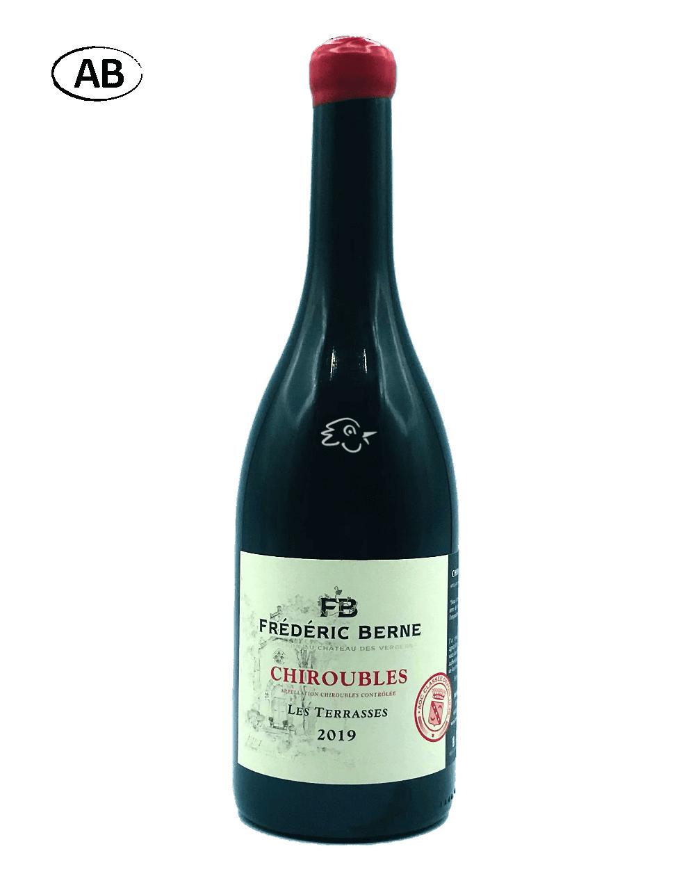 Domaine Frédéric Berne - Chiroubles 2019 - Avintures