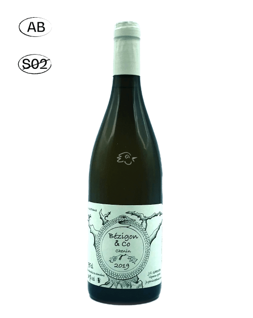 Domaine Jean-Christophe Garnier - Bézigon & Co 2019 - Avintures