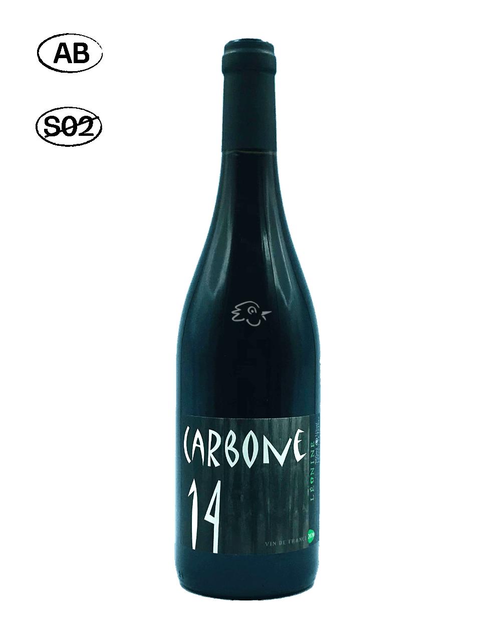 Domaine Léonine - Stéphane Morin - Carbone 14 2020 - Avintures
