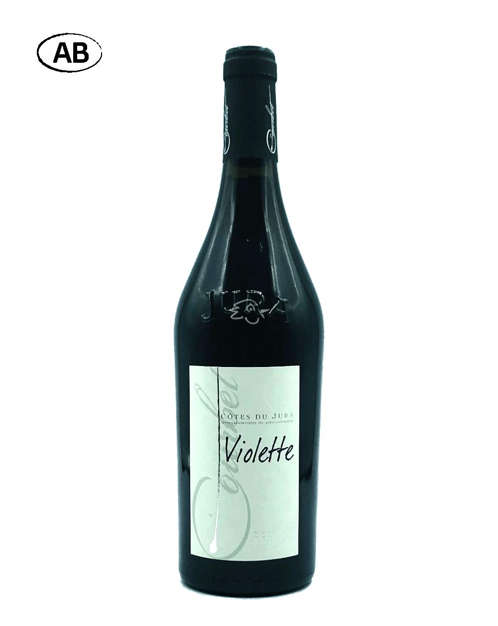 Domaine Courbet - Violette 2019 - Avintures