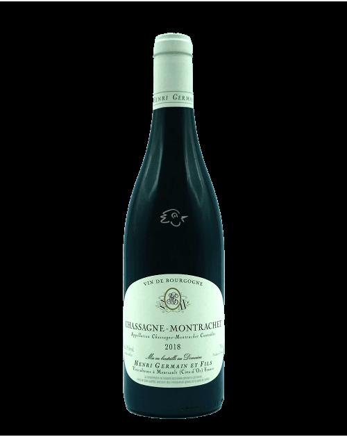 Domaine Henri Germain & Fils - Chassagne Montrachet 2018 - Avintures