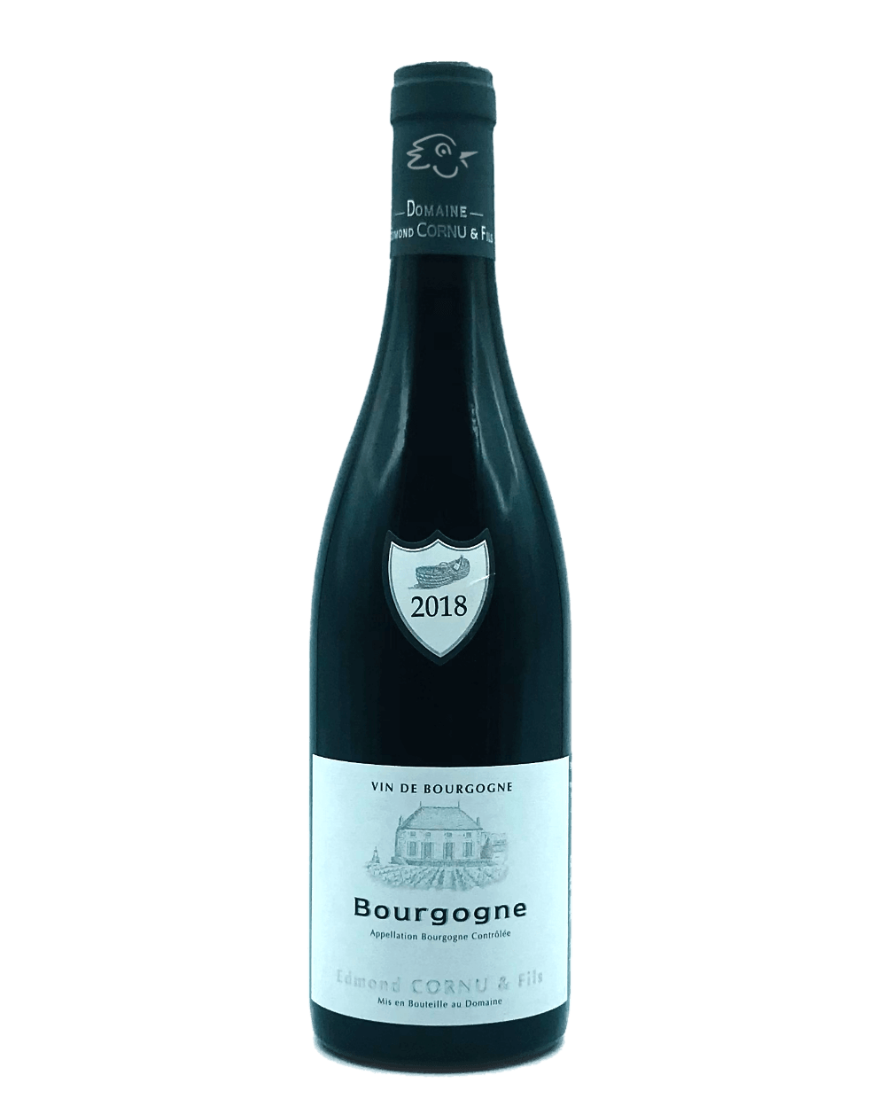 Domaine Edmond Cornu & Fils - Bourgogne Pinot Noir 2018 - Avintures