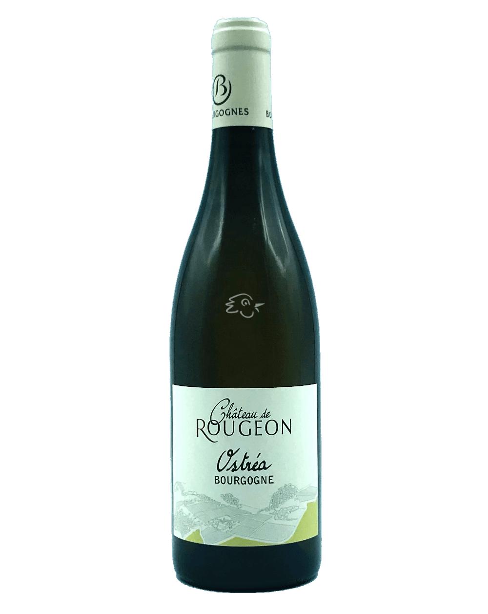 Château de Rougeon - Bourgogne Chardonnay 'Ostréa' 2018 - Avintures