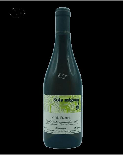 Les Vins Contés - Olivier Lemasson - Sois Mignon 2020 - Avintures