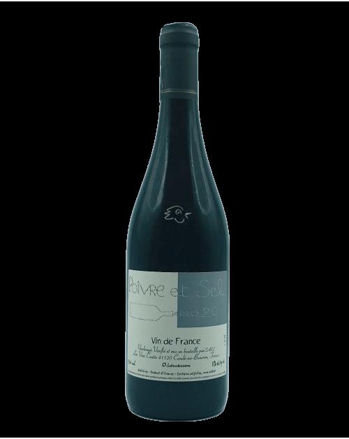 Les Vins Contés - Olivier Lemasson - Poivre & Sel 2020 - Avintures