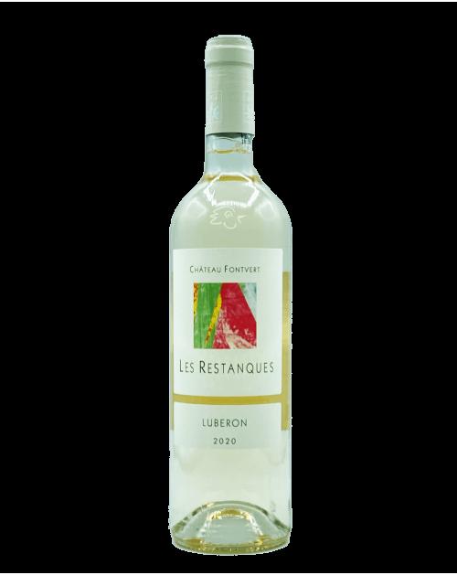 Château Fontvert - Les Restanques Blanc 2020 - Avintures