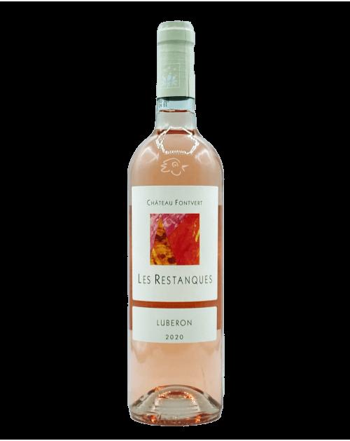Château Fontvert - Les Restanques Rosé 2020 - Avintures