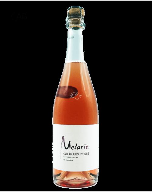 Domaine Melaric - Pétillant Globules Roses - Avintures