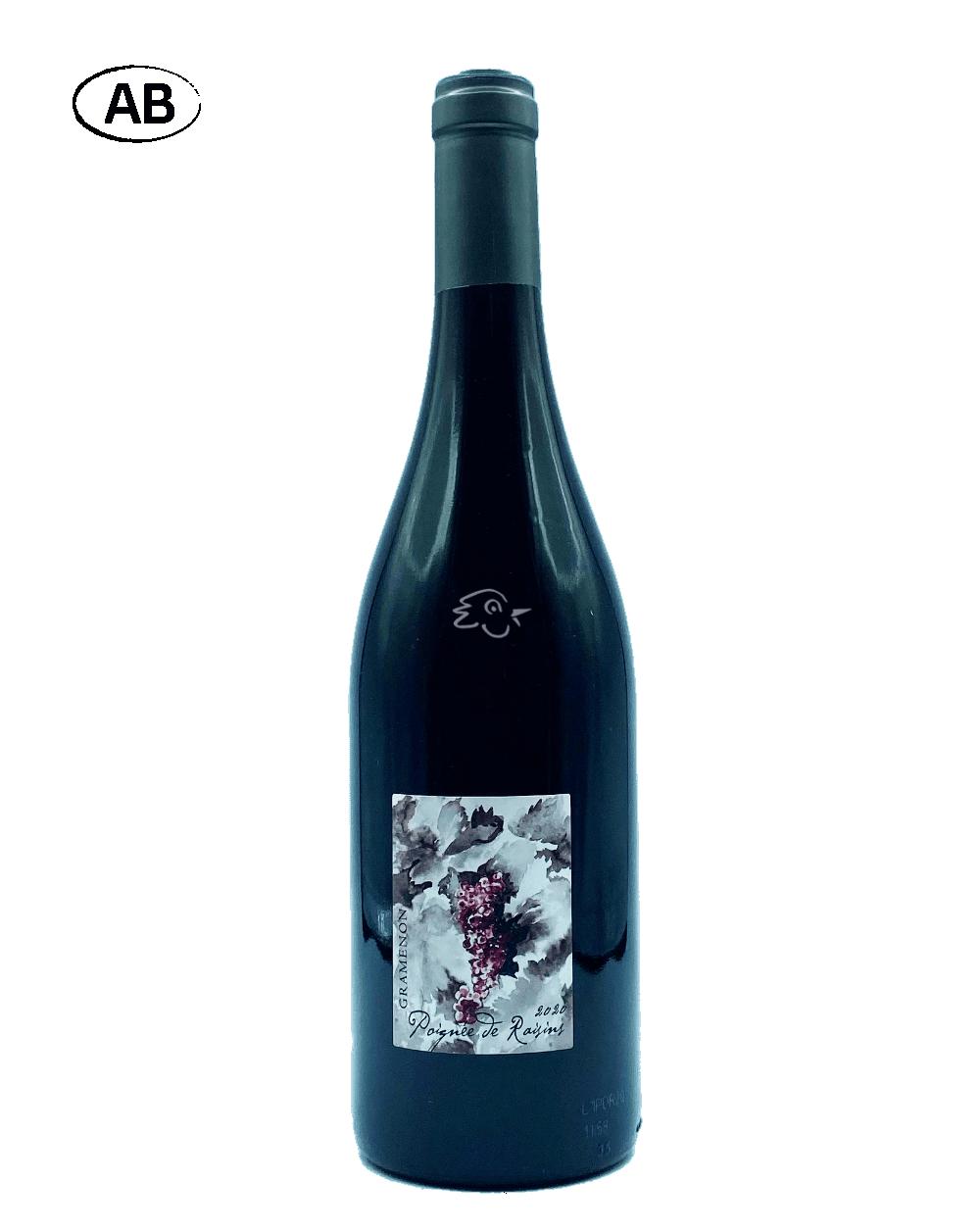 Domaine de Gramenon - Les Vins de Maxime - Poignée de Raisin 2020 - Avintures