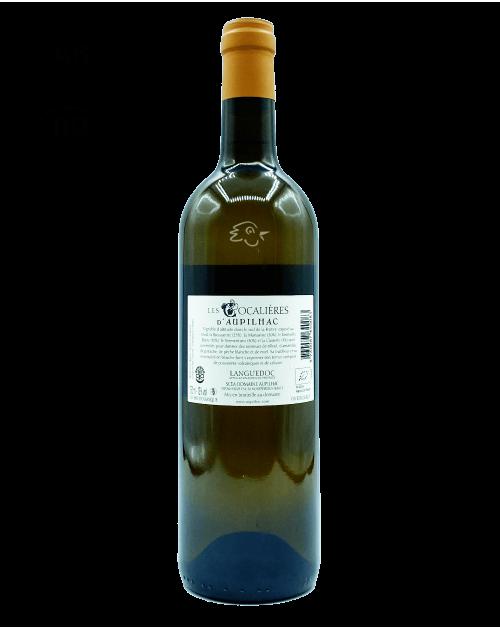 Domaine d'Aupilhac  - Cocalières Blanc 2020 - Avintrues