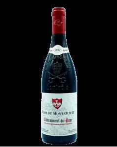 Clos du Mont Olivet - Chateauneuf-du-Pape 2012 Rouge - Avintures