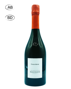 Champagne Marie Courtin - Concordance 2016 Extra Brut - Avintures