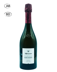 Champagne Marie Courtin - Efflorescence 2015 - Avintures