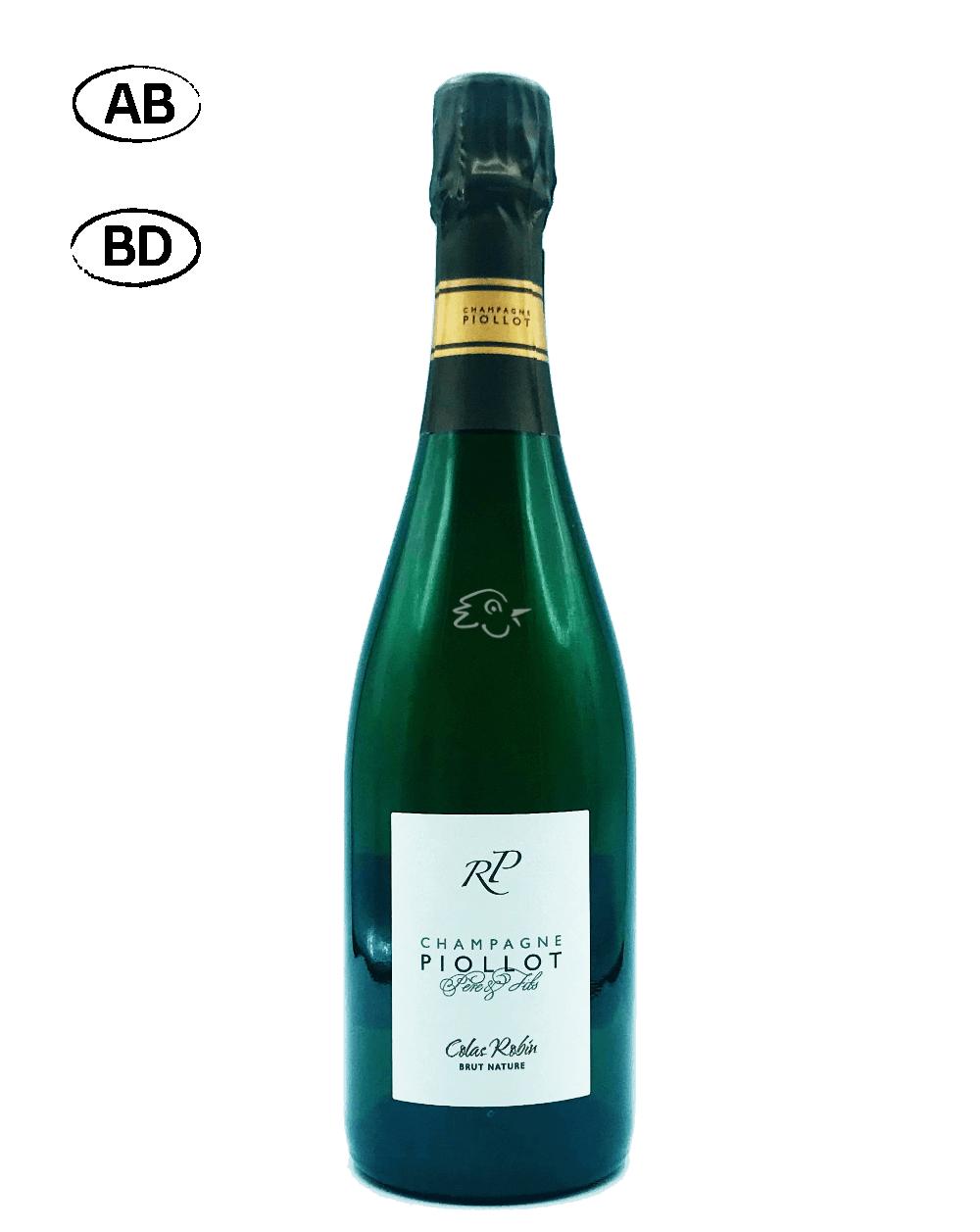 'Pinot Blanc' Colas Robin - Champagne Piollot - Avintures
