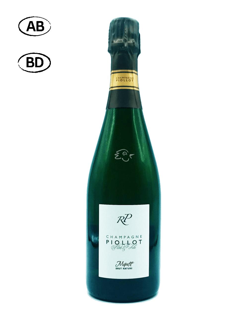Champagne Piollot - Pinot Meunier Mepetit 2016 - Avintures