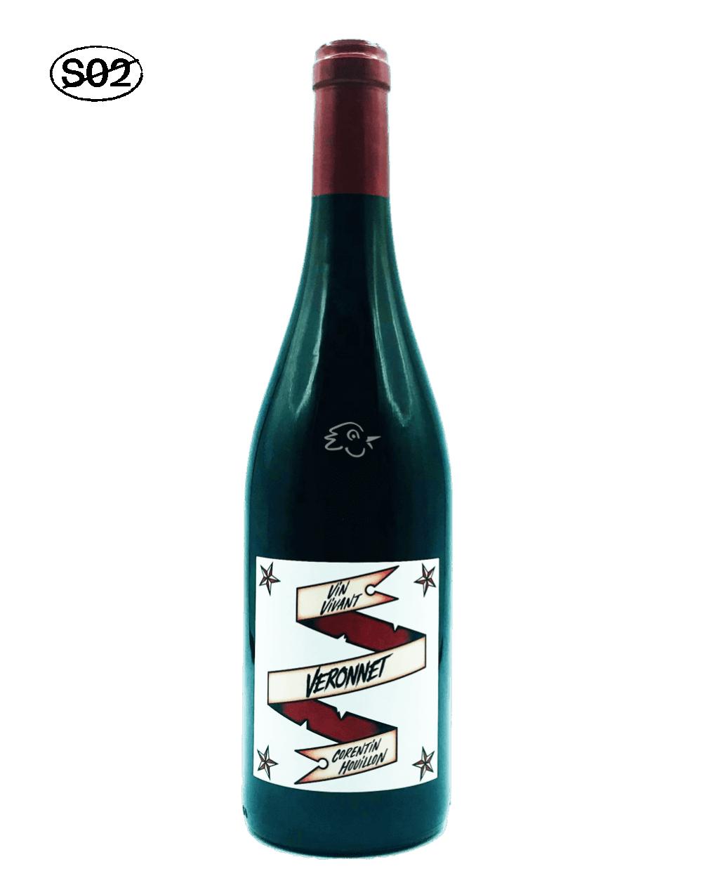 Corentin Houillon - Veronnet Rouge 2020 - Avintures
