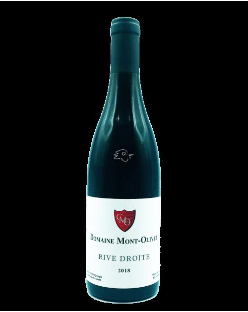 Clos du Mont Olivet - Rive Droite 2018 - Avintures