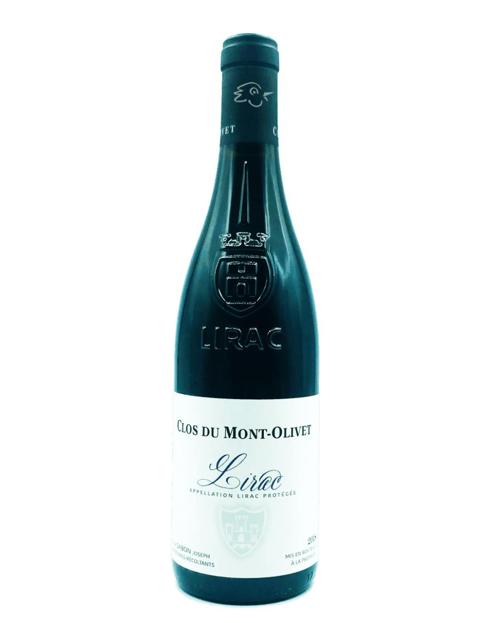 Clos du Mont Olivet - Lirac 2018 - Avintures