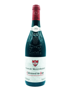 Clos du Mont Olivet - Chateauneuf-du-Pape 2018 Rouge - Avintures