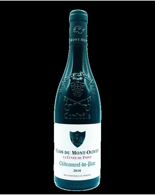 Clos du Mont Olivet - Cuvée du Papet 2018 - Avintures