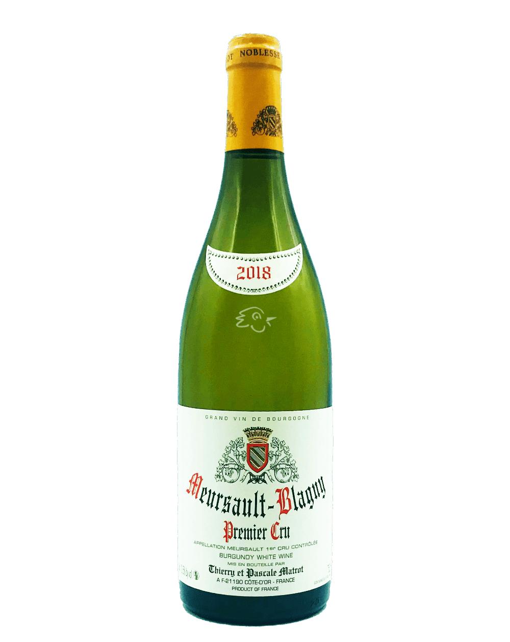 Domaine Matrot - Meursault Blagny 1er Cru 2018 - Avintures