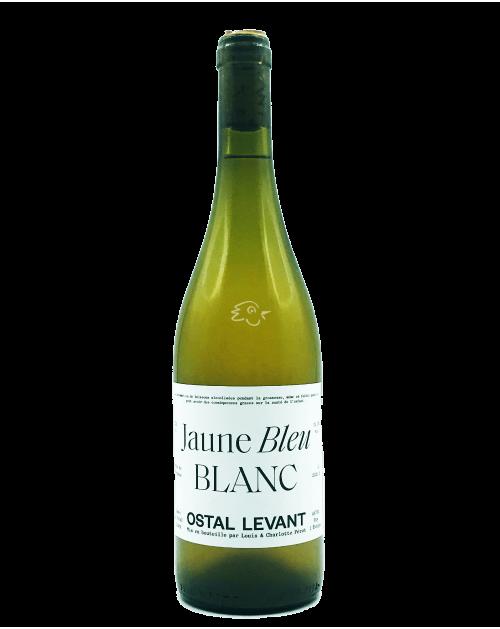L'Ostal Levant - Louis & Charlotte Pérot - Jaune Bleu Blanc 2020 - Avintures