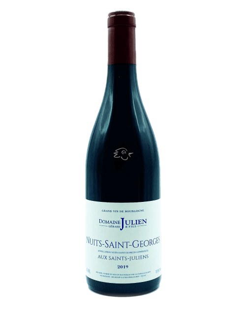 """Domaine Gérard Julien & Fils - Nuits-Saint-Georges """"Aux Saint Juliens"""" 2019 - Avintures"""