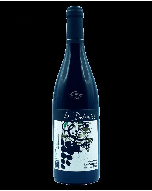 Les Dolomies - Pinot Noir 'La Cabane' 2020 - Avintures
