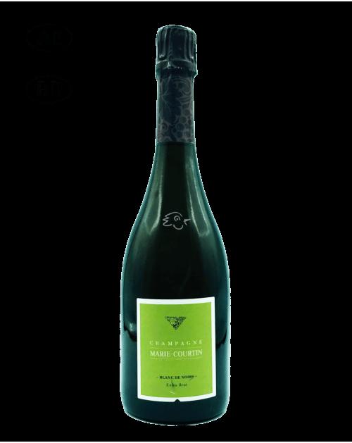 Champagne Marie Courtin - Blanc de Noirs Extra Brut 2018 - Avintures