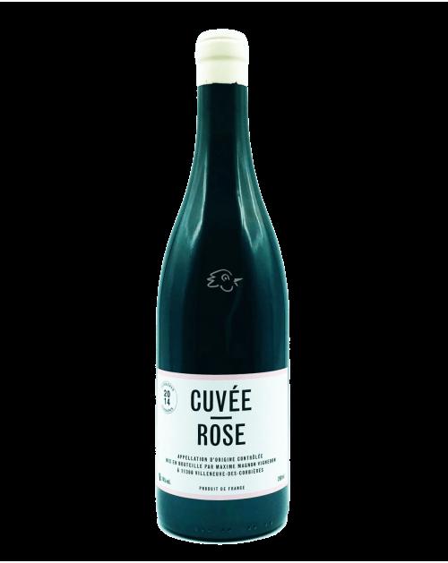 Domaine Maxime Magnon - Cuvée Rose 2014 - Avintures