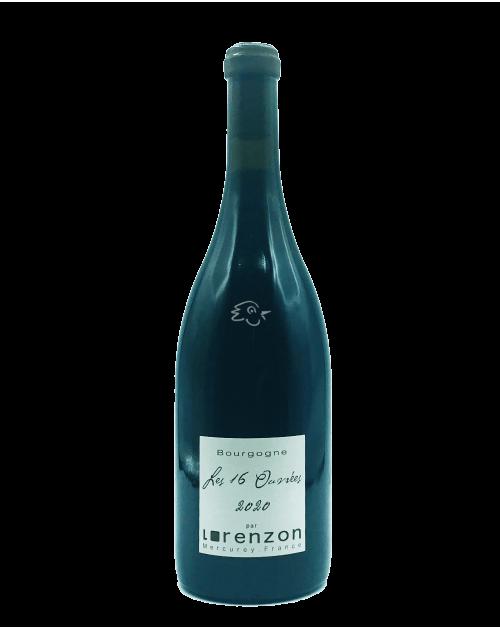 "Bruno Lorenzon - Bourgogne ""16 Ouvrées""- 2020 - Avinutures"