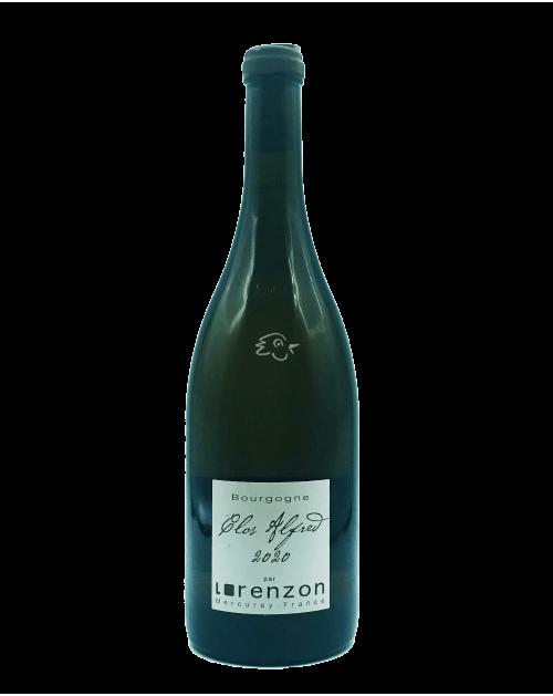 """Bruno Lorenzon - Bourgogne """"Cuvée Alfred"""" - 2020 - Avintures"""