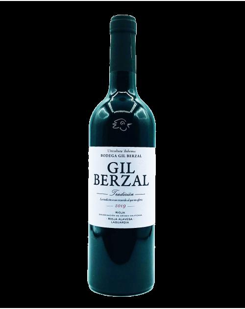 Bodega Gil Berzal - Tradicion - 2019 - Avintures